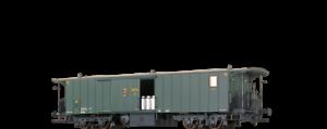 Brawa n 65012 carro para el equipaje f4 de la PE SBB. II nuevo embalaje original