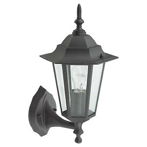 Details About Luxform Lighting Orlando 230v Wall Light Up In Black