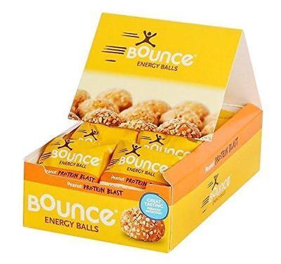 Bounce Bounce Palline Di Proteine Di Arachidi 12 X 49 G-