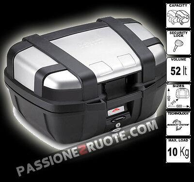 08  11 GIVI E333 Piastra specifica per valigie MONOKEY per YAMAHA XT 660Z TENER/É