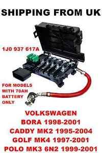 image is loading fuse-box-battery-terminal-vw-bora-golf-mk4-