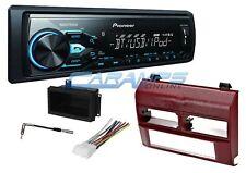 PIONEER BLUETOOTH CAR STEREO RADIO SMARTPHONE INTG & USB/AUX INPT W/ INSTALL KIT
