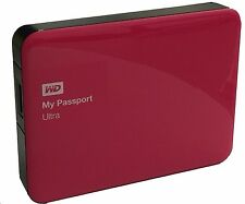 Western Digital My Passport Ultra 3TB USB 3.0 Portable External Hard Drive