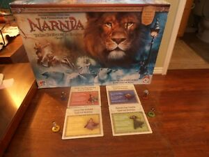 The-Chronicles-of-Narnia-The-Lion-the-Witch-and-the-Wardrobe-Board-Game