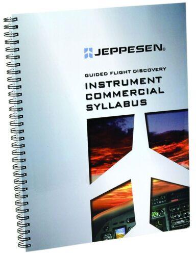 10001785 Jeppesen Instrument Commercial Syllabus