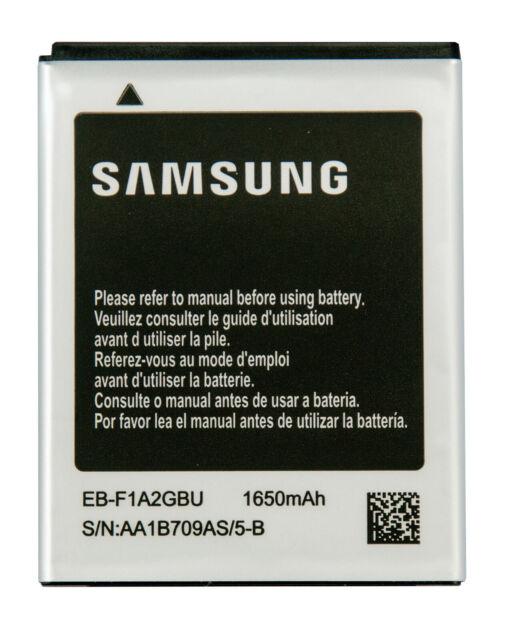 Genuine Samsung Battery For Galaxy S2 Sii Gt I9100 Eb F1a2gbu 2016 For Sale Online Ebay