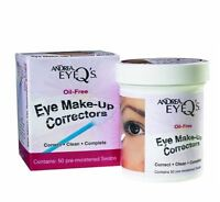 Andrea Eye Q's Oil-free Make-up Correctors 50 Ea (pack Of 3) on sale