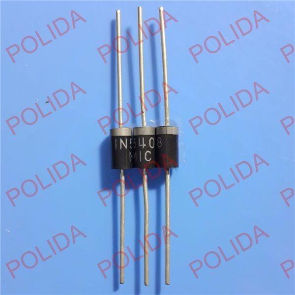 1000V 1N5408 10 x Diode Gleichrichterdiode 3A NEU DO-201AD