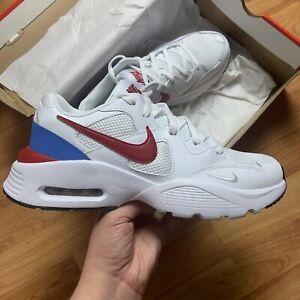 Nike-Men-s-Air-Max-Fusion-Trainers-Size-UK-7-5-EUR-42-White-CJ1670-100