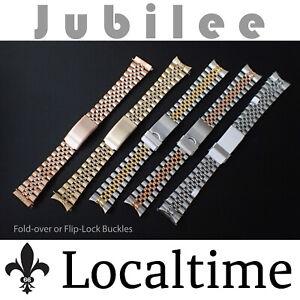 Premium-Jubilee-Style-5-Row-Multi-ELs-Part-Mirror-Steel-Watch-Bracelets-12-24mm