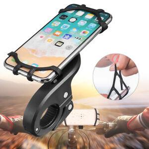 Universal 360° MTB Bicycle Motorcycle Bike Handlebar Phone Holder Mount Bracket