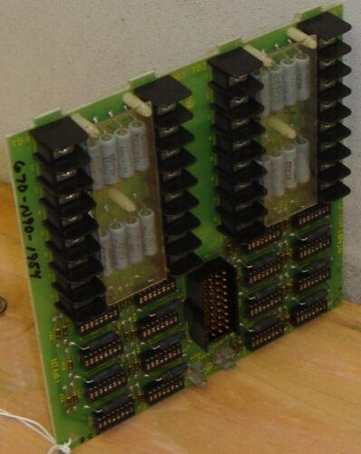 #SLS1C21 Bailey Controls Analog Input Termination Unit #10032LR