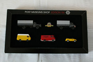 A-s-s-Wiking-set-coleccion-PMS-Edition-1994-post-museo-Shop-PFA-OVP