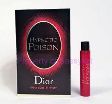 Christian Dior Hypnotic Poison Eau de Toilette Sample Spray Vial 1 ml