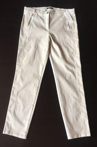 Tailles Pantalon Stretch faber Femme Beige Couleur 44 42 qw1CxwU