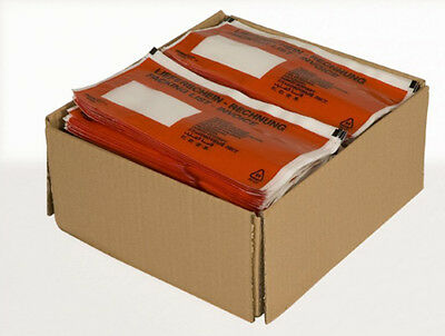 500 Stück Lieferscheintaschen - Begleitpapiertaschen - DIN lang - TOP PREIS