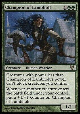 CAMPIONESSA DI LAMBHOLT - CHAMPION OF LAMBHOLT Magic AVR Mint
