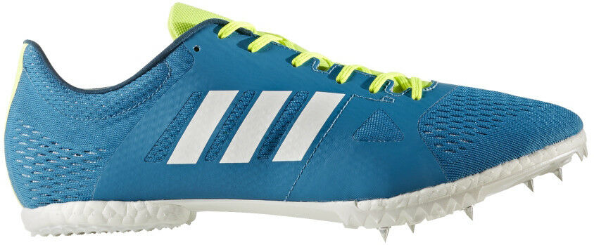 Adidas Adizero MD Running Spikes - bluee   very popular