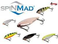 NEW CICADA BLADE BAIT SPINMAD HART 9g 50mm ZANDER PIKE PERCH ULTRA LIGHT LURES
