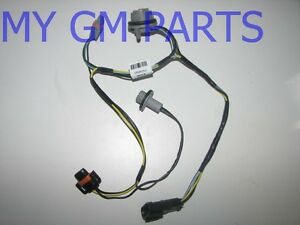 s l300 chevrolet malibu head light wiring harness 2008 2012 new oem 2009 malibu headlight wiring harness at gsmx.co
