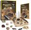 thumbnail 1 - NATIONAL GEOGRAPHIC Mega Fossil Dig Kit – Excavate 15 Real Fossils; Dinosaur Bon