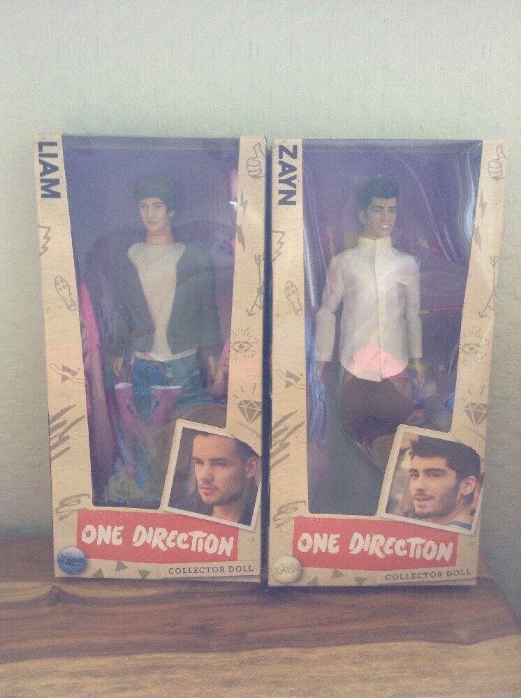ONE Direction collezionisti  Bambola  Zayn Liam Liam Liam bambole & - scatolaed & NON APERTO 34 cm cff742