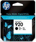 HP No 920 negro original OEM Cartucho de Tinta CD971AE Officejet