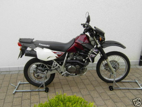 Montageständer für vorne und hinten Motorrad Lifter 2 Heber für Front /& Heck