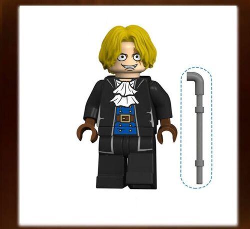 Sabo G3 Custom Minifigure Gashapon MOC LEGO One Piece Nuovo in Blister