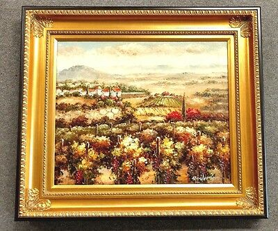 4-25-034-fancy-Gold-Leaf-Ornate-kinkade-Oil-Painting-Wood-Picture-Frame-650G
