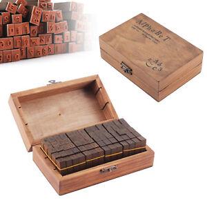 Stempelset-70-teilig-Holz-Box-Alphabet-Buchstaben-Letters-Zahlen-als-Geschenk