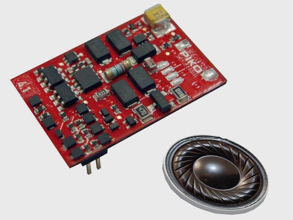 Piko 56478 Sound-decodificador con altavoces para AE 4 7 bbc h0