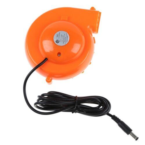 Mini Ventilateur Souffleur pour mascothead gonflable Costume 6 V alimenté par pile sèche E4M3