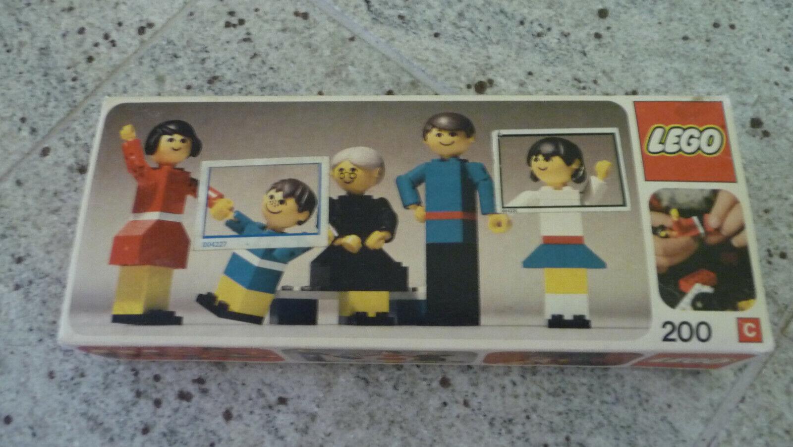 Lego Dachbodenfund  Altes LEGO aus den 60 70er Jahre  Raritäten   Bitte Lesen