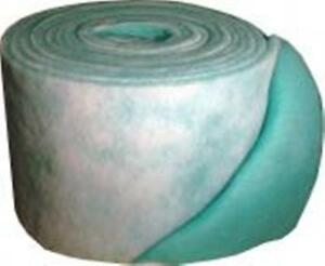 90 Roll 1 Quot Antimicrobial Polyester Filter Media Hvac