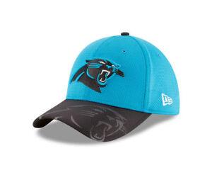 a4c5cc8e5 Image is loading Carolina-Panthers-New-Era-NFL-Player-Sideline-39THIRTY-