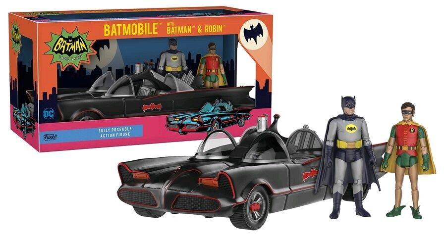 Other azione cifrasBatuomo 1966  Batmobile azione cifra