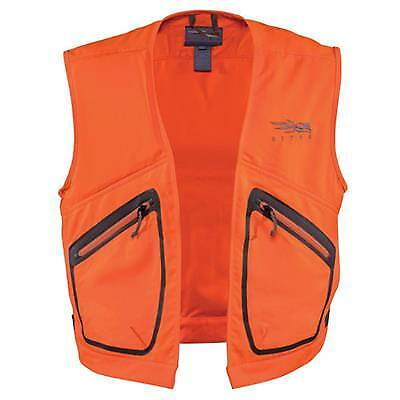 Sitka Ballistic Vest Blaze orange Size XL - U.S. Free Shipping