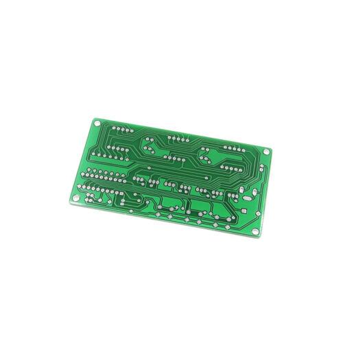 C51 6-Bits Digital Electronic Clock Electronic Production Suite Kits ASS