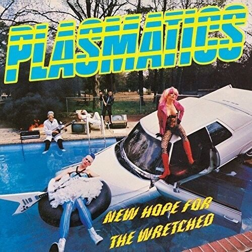 Plasmatics - New Hope for the Wretched [New Vinyl]