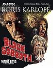 Black Sabbath 0738329116224 With Boris Karloff Blu-ray Region a