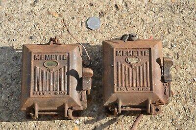 [SCHEMATICS_48DE]  Vintage Cast Iron Electrical Fuse Box Switch Wall Key Safe Storage Light  Lamp | eBay | Vintage Electric Fuse Box |  | eBay
