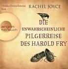 Die unwahrscheinliche Pilgerreise des Harold Fry von Rachel Joyce (2012)