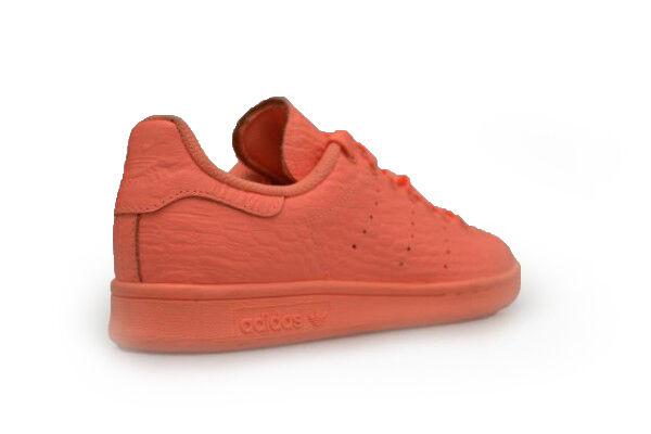 Womens Adidas Stan Smith W Sunglow - AQ6807 - Peach Sunglow W Trainers 9c401d