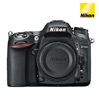 Nikon D7100 24,1 Megapixel Digitalkamera 3,2 Zoll - Schwarz(Nur Gehäuse) - Fedex