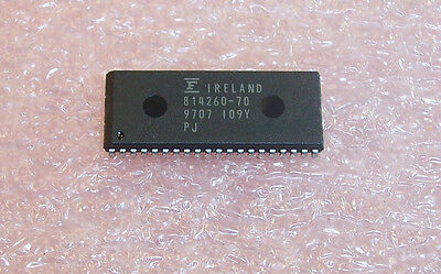 1PCS AS4C256K16FO-50JC Encapsulation:SOJ-40,5V 256K X 16 CMOS DRAM Fast Pag