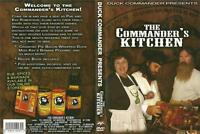 Duck Commander The Commander's Kitchen Cooking Recipes Duck Dynasty Dvd