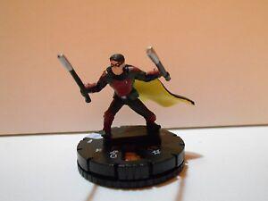 Arkham Origins DC Heroclix ROBIN #005 Batman