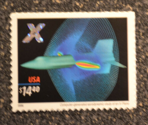 2006USA #4019 $14.40 X Plane - Express Mail - Mint NH
