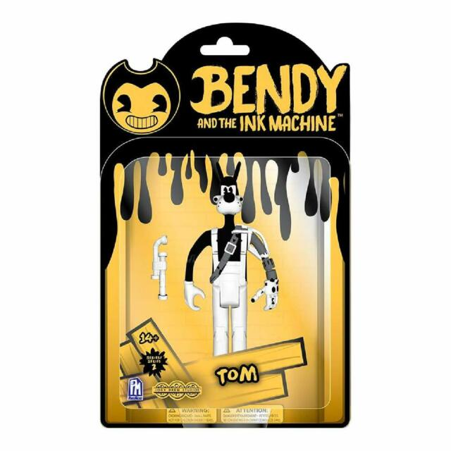Tom Bendy /& The Ink Machine Series 2 Action Figure